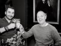 Ondernemersclub VIER, nieuwjaarsborrel bij bavaria brouwerijcafe